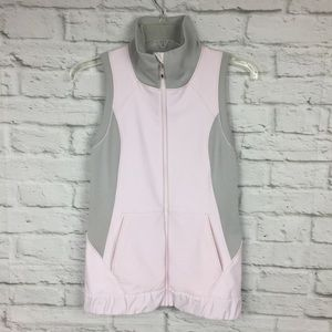 Lululemon 4 Lets Get Visible Vest Neutral Blush